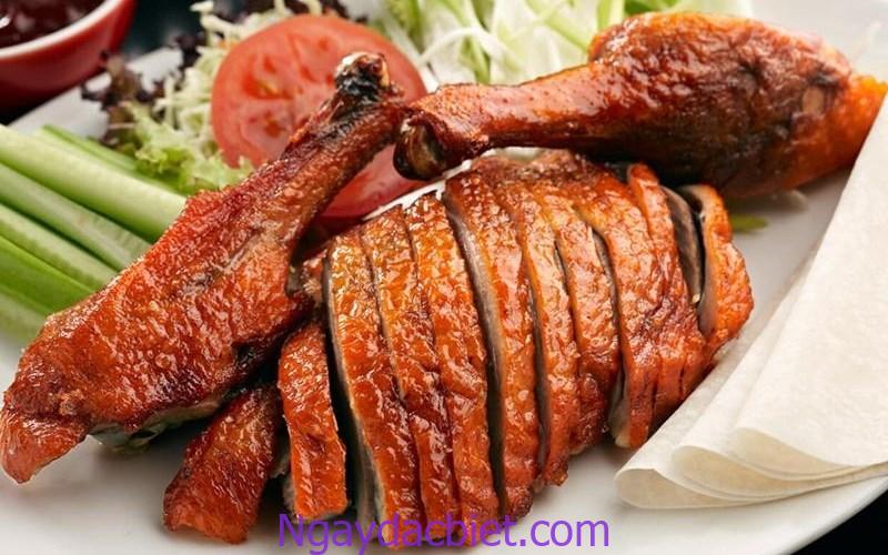 Thịt vịt