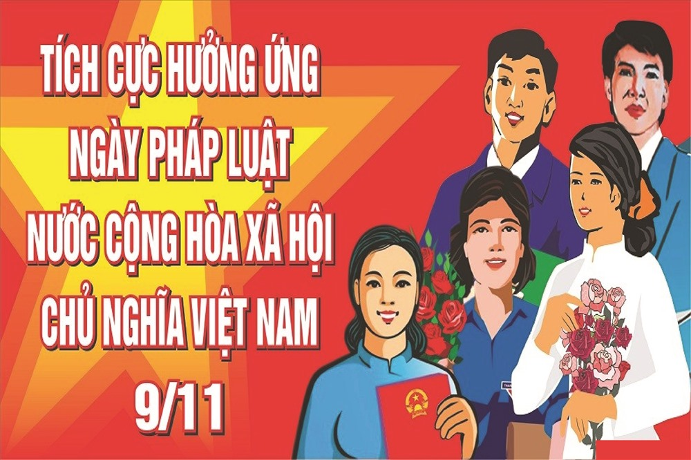 Ngày Pháp luật Việt Nam là ngày nào?