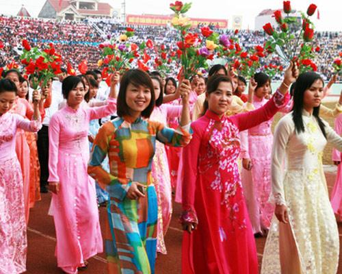 Ý nghĩa của ngày Phụ nữ Việt Nam 20-10