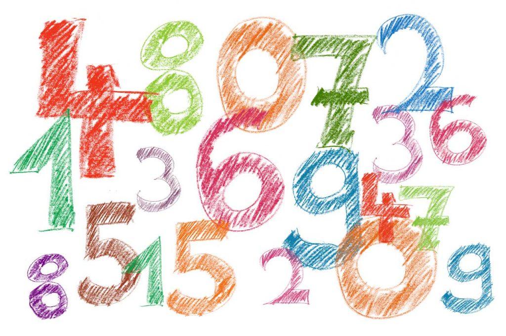 Mơ thấy các con số 1-9 có ý nghĩa gì?