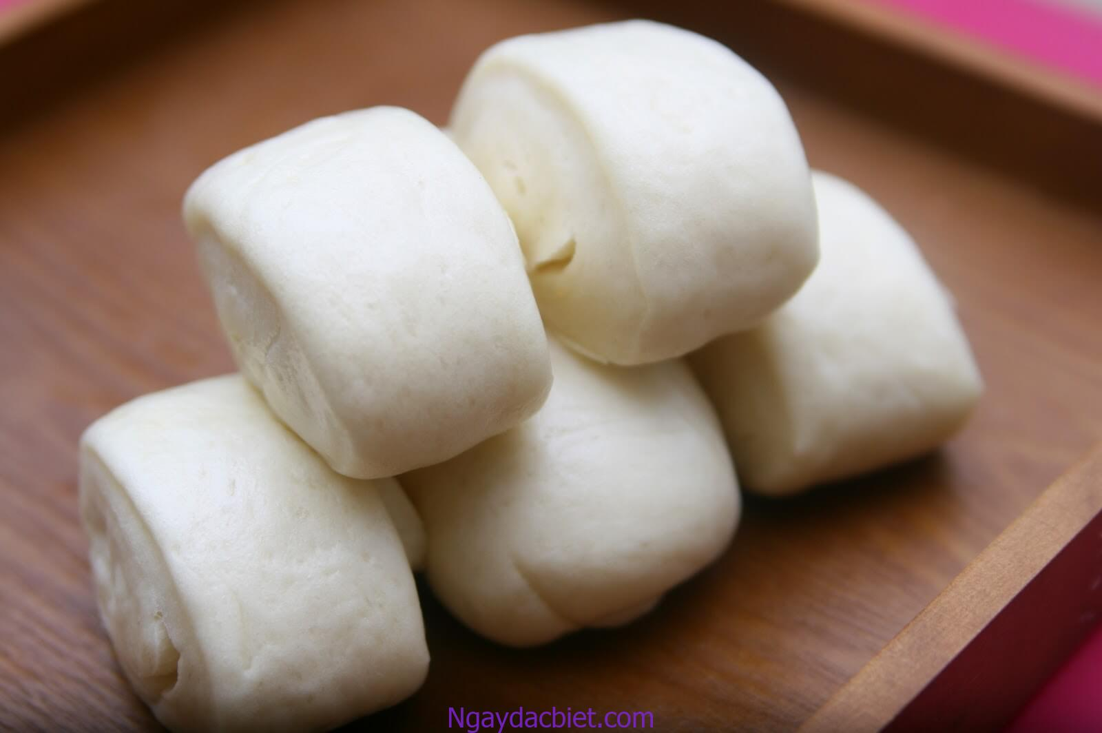 Bánh bao sữa dừa ăn mỗi ngày không hề ngấy