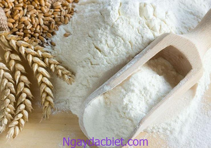Bạn có thể mua bột làm bánh bao tại các siêu thị trên khắp cả nước